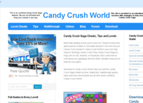 candycrushworld.com