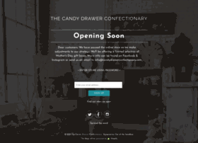 candydrawerconfectionary.com