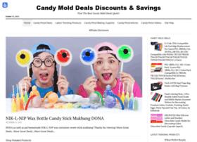 candymolds.net
