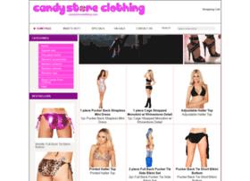 candystoreclothing.com