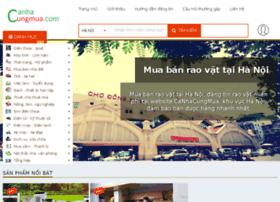 canhacungmua.com