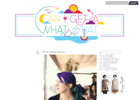 canigetawhatwhat.com