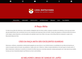 canilmatsuyama.com.br