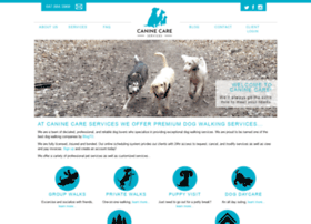 caninecareservices.ca