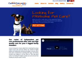 caninecompanionla.com
