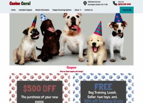 caninecorral.com