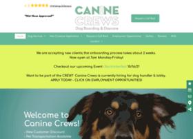 caninecrews.com