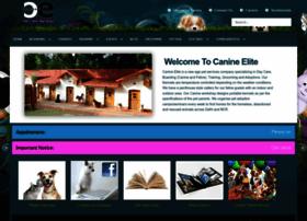 canineelite.com