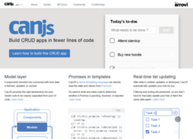 canjs.com