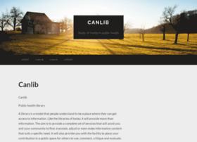 canlib.eurohealth.ie