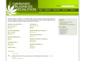 cannabisbusinesscoalition.com