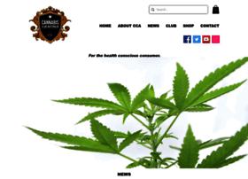 cannabisclubaustralia.com