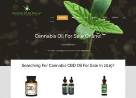 cannabisoilforsale.net