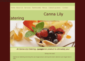 cannalilycatering.com