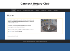 cannockrotary.co.uk