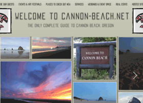 cannon-beach.net