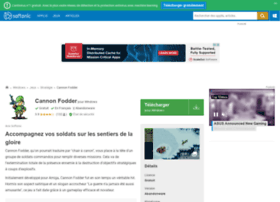 cannon-fodder.softonic.fr