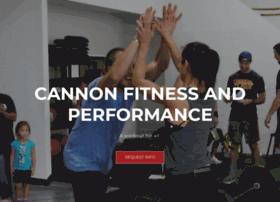 cannoncrossfit.com