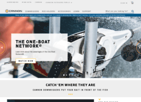 cannondownriggers.com
