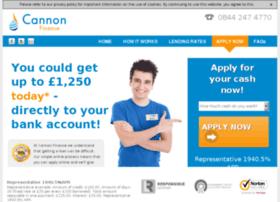 cannonfinance.co.uk