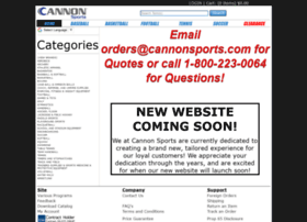 cannonsports.com