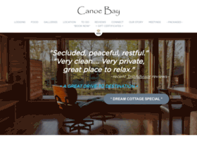 canoebay.com