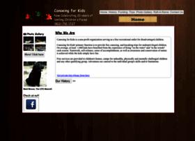 canoeingforkids.org