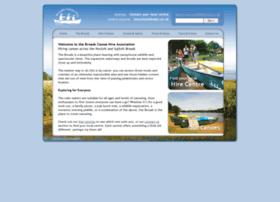 canoethebroads.co.uk
