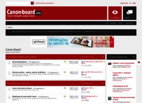 canon-board.info
