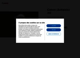 canon.ch