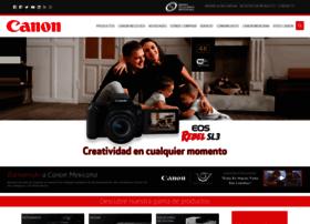 canon.com.mx