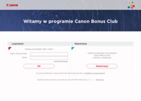 canonbonusclub.pl