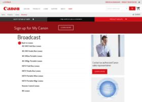 canonbroadcast.com