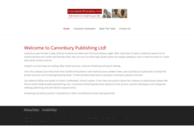 canonburypublishing.com