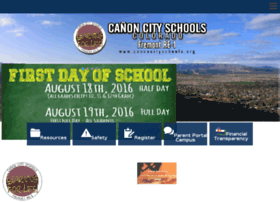 canoncityschools.edlioschool.com
