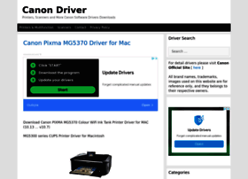 canondriver.net