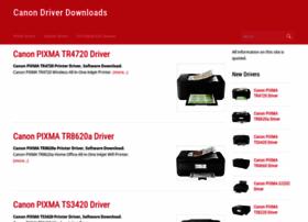 canondriversoftware.com