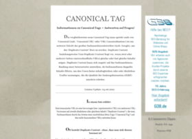 canonical-tag.de
