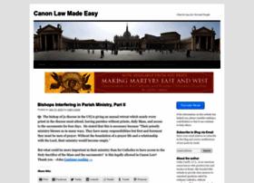 canonlawmadeeasy.com