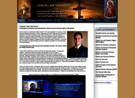 canonlawservices.com