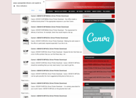 canonprinter-drivers.com