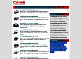 canonprinterdownload.com