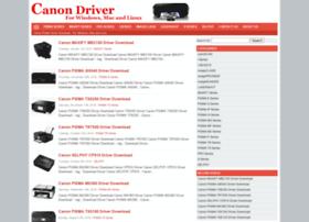 canonprinterdriverdownload.com
