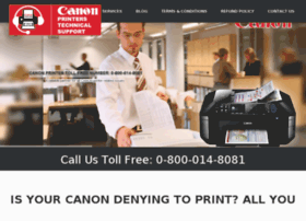 canonprinterstechnicalsupportnumber.co.uk