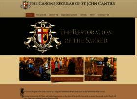 canons-regular.org