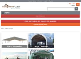 canopiesoutlet.com