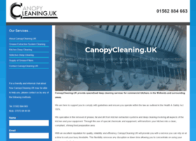 canopycleaninguk.co.uk