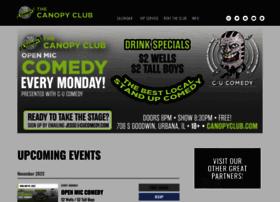 canopyclub.com