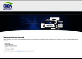 canopyhosting.com