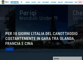 canottaggio.org